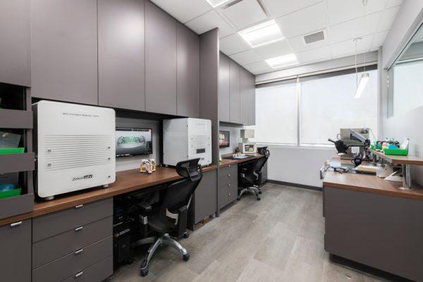 Dental laboratory facility